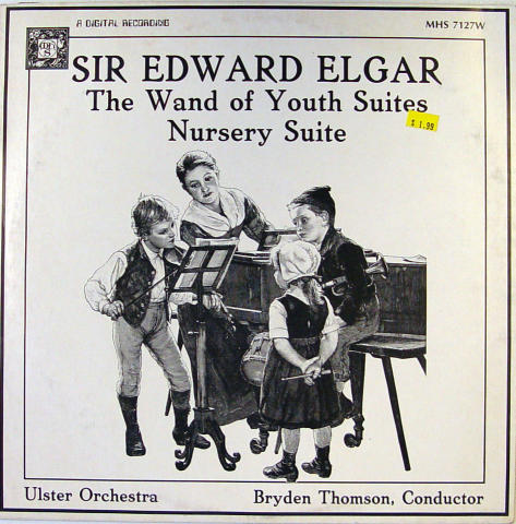 """The Wand Of Youth Suites / Nursery Suite Vinyl 12"""""""