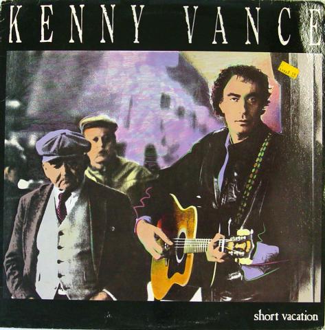 "Kenny Vance Vinyl 12"""