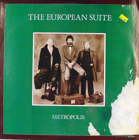 """The European Suite Vinyl 12"""""""