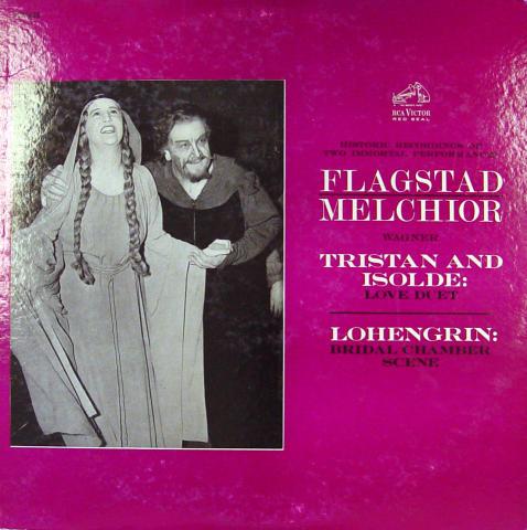 "Tristan And Isolde: Love Duet / Lohengrin: Bridal Chamber Scene Vinyl 12"""