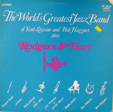 """Yank Lawson / Bob Haggart Vinyl 12"""""""