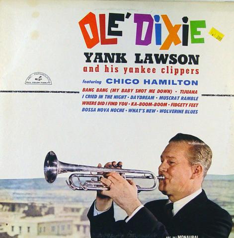 "Yank Lawson / Chico Hamilton Vinyl 12"""