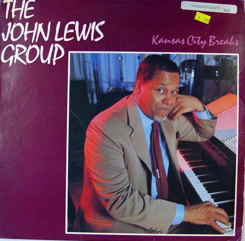"The John Lewis Group Vinyl 12"""