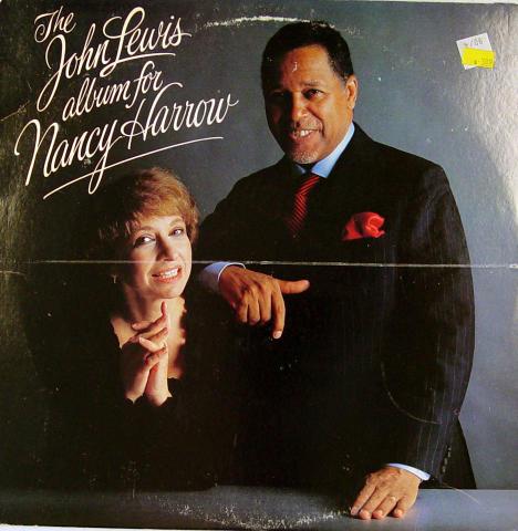 "John Lewis / Nancy Harrow Vinyl 12"""
