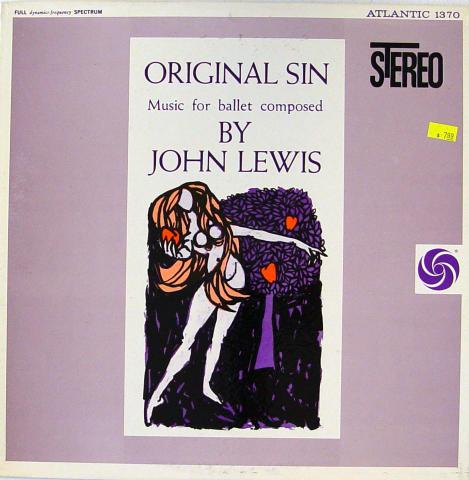 """Original Sin: Music Ballet Vinyl 12"""""""