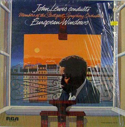 """John Lewis Vinyl 12"""""""