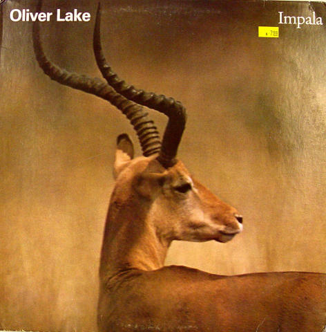 "Oliver Lake Vinyl 12"""