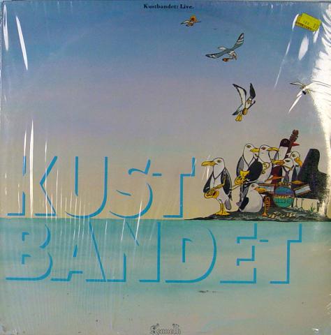 """Kustbandet Vinyl 12"""""""