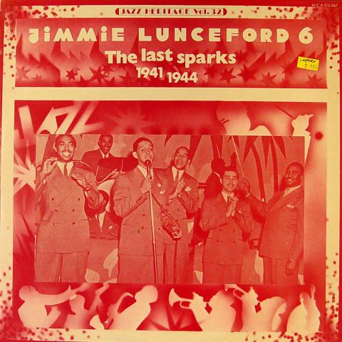 """Jimmie Lunceford 6 Vinyl 12"""""""