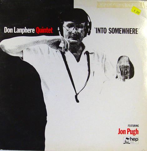 "Don Lanphere Quintet Vinyl 12"" (Used)"