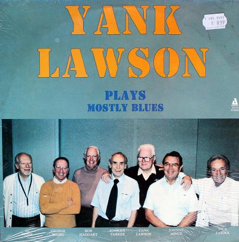 """Yank Lawson Vinyl 12"""""""