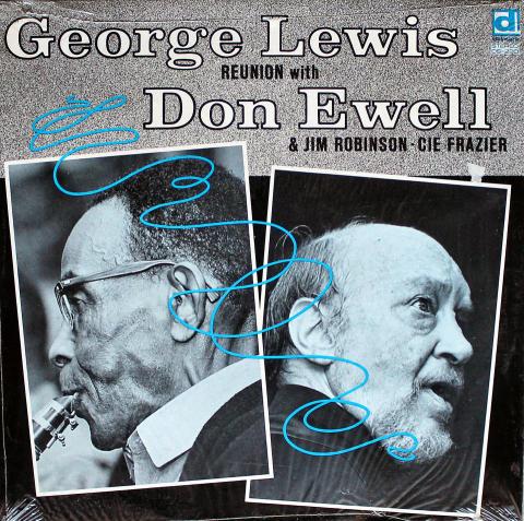"""George Lewis Vinyl 12"""""""