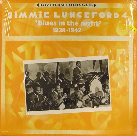 """Jimmie Lunceford 4 Vinyl 12"""""""