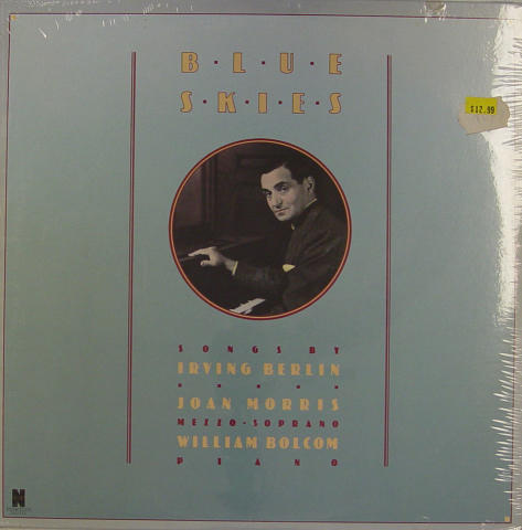 "Joan Morris / William Bolcom Vinyl 12"""