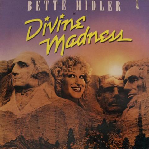 "Bette Midler Vinyl 12"" (Used)"