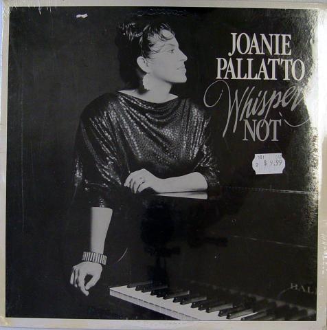 "Joanie Pallatto Vinyl 12"""