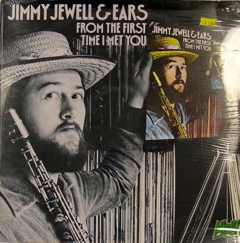 """Jimmy Jewell & Ears Vinyl 12"""""""