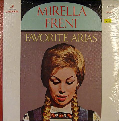 "Mirella Freni Vinyl 12"""