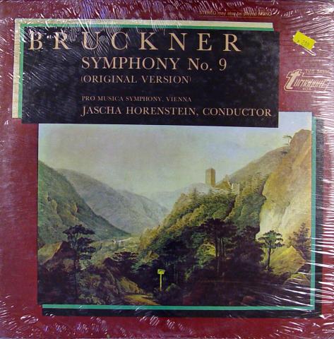 "Pro Musica Symphony, Vienna Vinyl 12"""