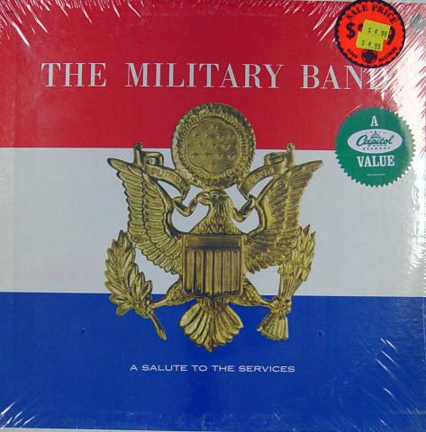 "The Military Band Vinyl 12"""
