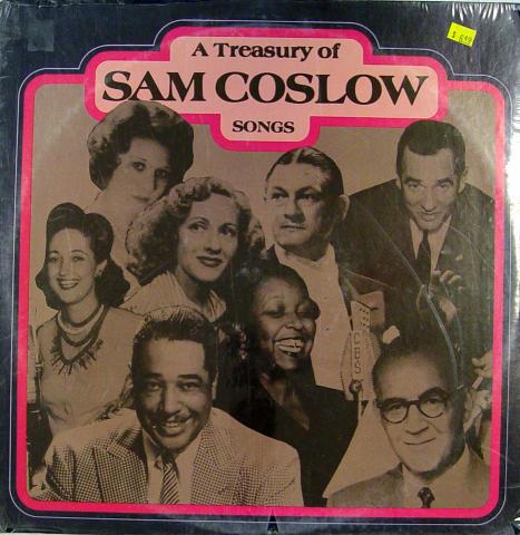 """Sam Coslow Vinyl 12"""""""