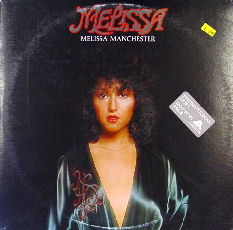 "Melissa Manchester Vinyl 12"""