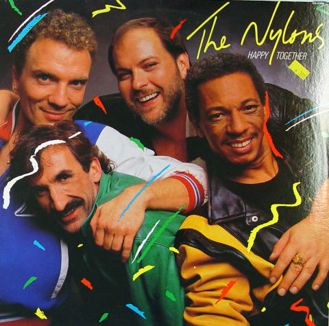 "The Nylons Vinyl 12"""