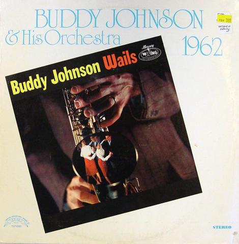 """Buddy Johnson & His Orchestra Vinyl 12"""""""