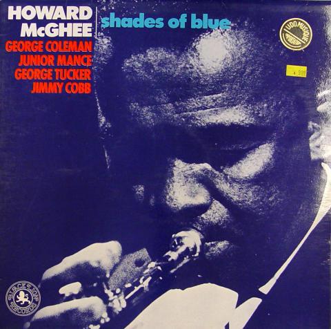 "Howard McGhee Vinyl 12"""
