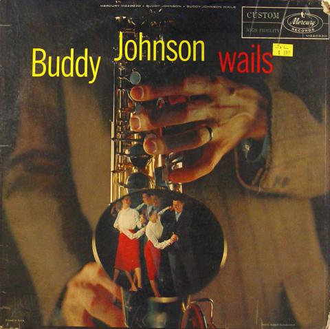 """Buddy Johnson Vinyl 12"""""""