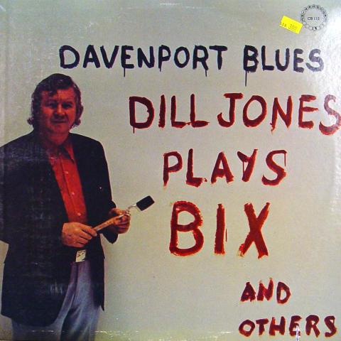 """Dill Jones Vinyl 12"""""""