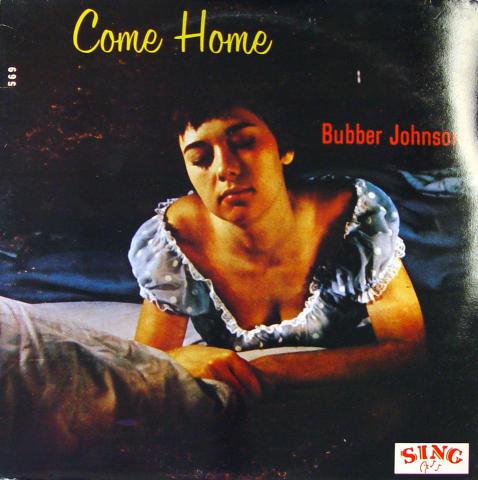 "Bubber Johnson Vinyl 12"""