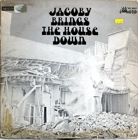 Don Jacoby Vinyl 12""