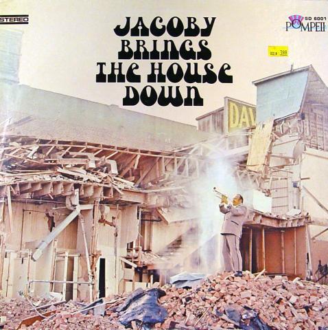 """Don """"Jake"""" Jacoby Vinyl 12"""""""