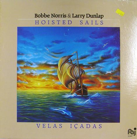 "Bobbe Norris Vinyl 12"""