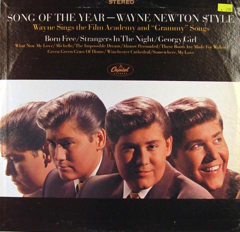"""Wayne Newton Vinyl 12"""""""