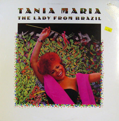 "Tania Maria Vinyl 12"""