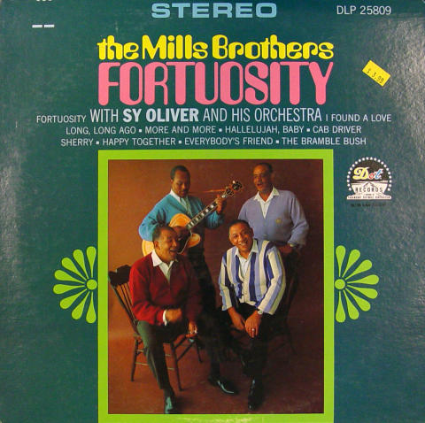 The Mills Brothers Vinyl 12""