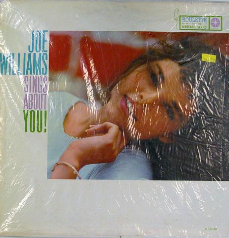 "Joe Williams Vinyl 12"""