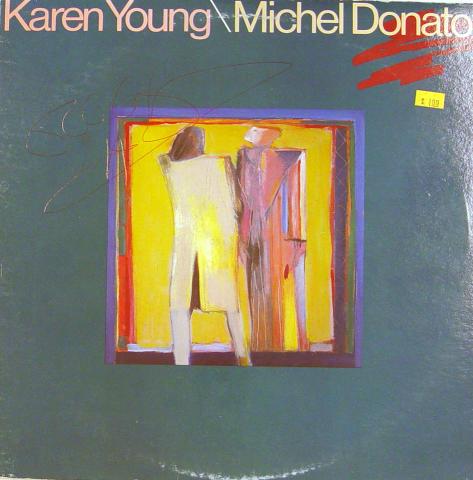 """Karen Young / Michel Donat Vinyl 12"""""""
