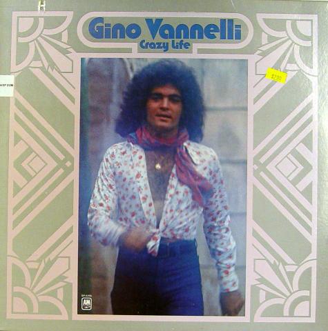 "Gino Vannelli Vinyl 12"""