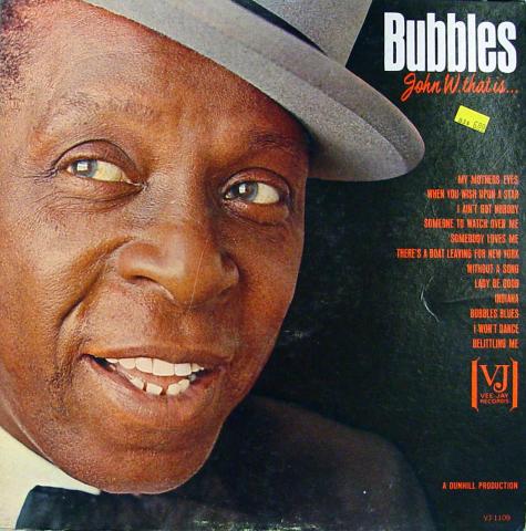"Bubbles Vinyl 12"""