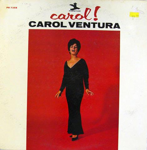 """Carol Ventura Vinyl 12"""""""