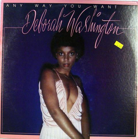 """Deborah Washington Vinyl 12"""""""