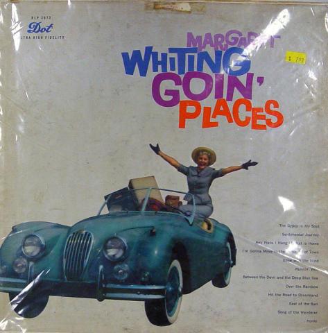 """Margaret Whiting Vinyl 12"""""""