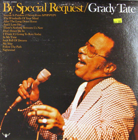 "Grady Tate Vinyl 12"""