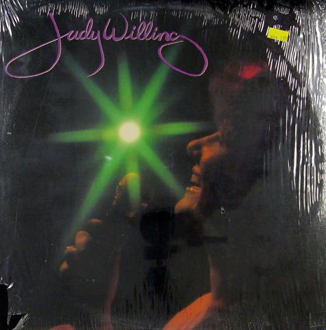 """Judy Willing Vinyl 12"""""""