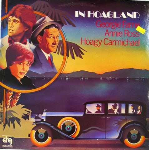 "Georgie Fame / Annie Ross / Hoagy Carmichael Vinyl 12"""