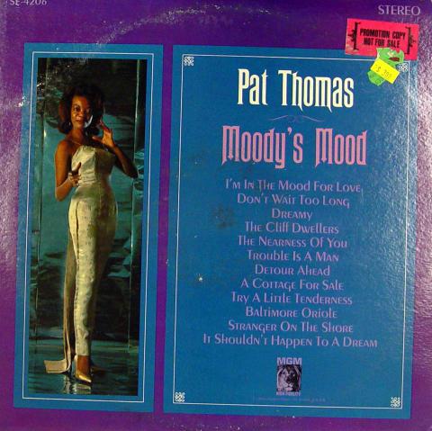 "Pat Thomas Vinyl 12"""