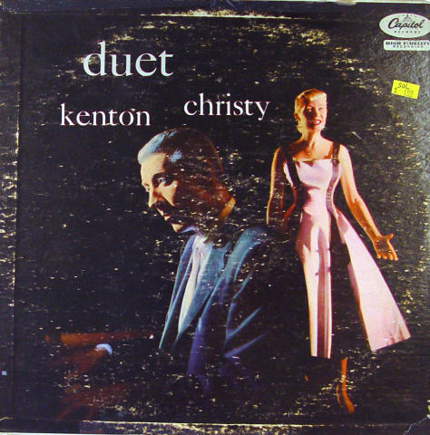 Stan Kenton / June Christy Vinyl 12""